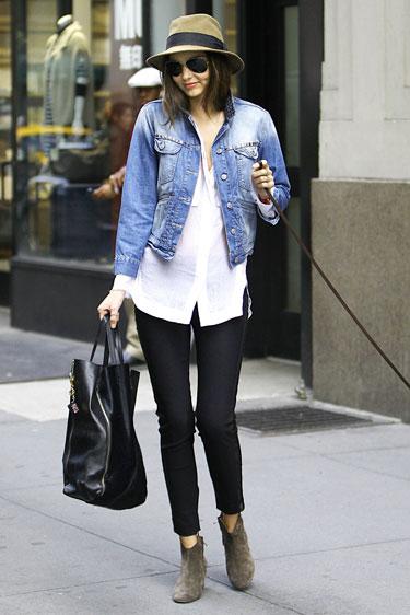 Miranda Kerr in Skinny Jeans