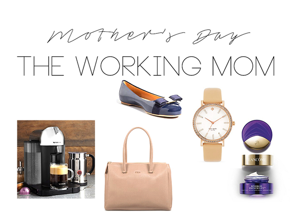 Mother's Day Guide - The Working Mom