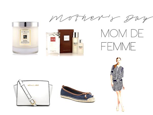 Mother's Day Guide - Mom de Femme