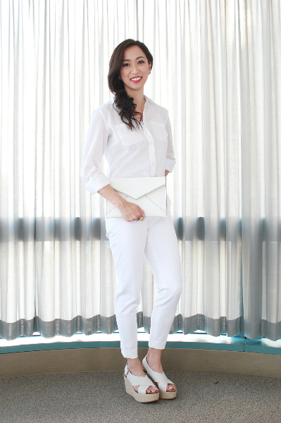 Casual Dinner Outfit, lmallwhite, casual dinner