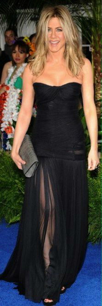 Sheer- Jennifer Aniston, sheer, sheerskirt,
