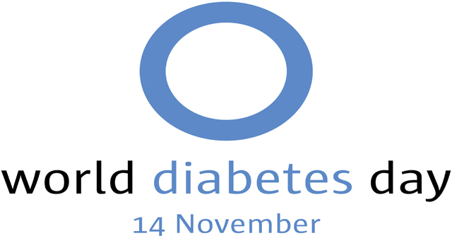 Paint The Town Blue - It's World Diabetes Day! | The LOOP Blog