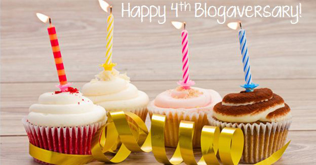 Celebrating The LOOP's 4th Blogaversary | The LOOP Blog