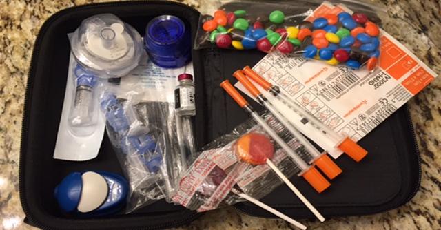 Diabetes Show and Tell Jonni Lightfoot | The LOOP Blog