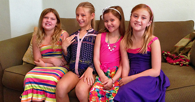 All About That Cure: 4 Little Girls Advocate For Type 1 Diabetes through Music Videos | The LOOP Blog