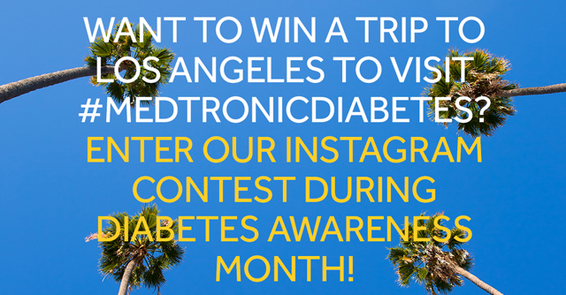 Living Well With Diabetes? Show Us How And Enter Our Instagram Contest! | The LOOP Blog
