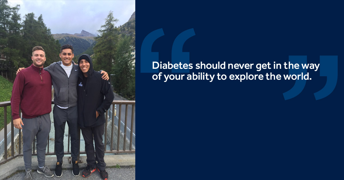 Travel Tips while Living with Diabetes | The LOOP Blog