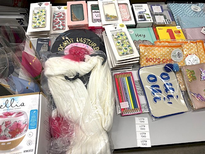 Headphones, Mobile Cases, Candles, and More General Merchandise