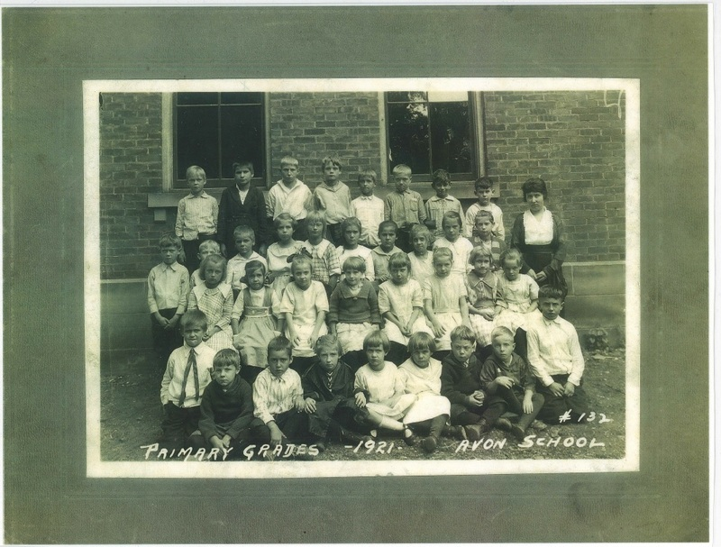 Primary grades 1921 Julian St. School