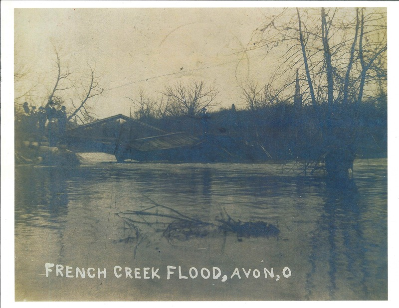 French Creek flood 1905