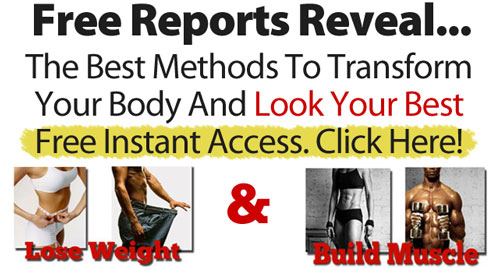 Free reports reveal how to Burn fat build Muscle