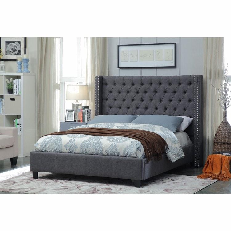 Merdian Aston Bed Queen  Item# 11714