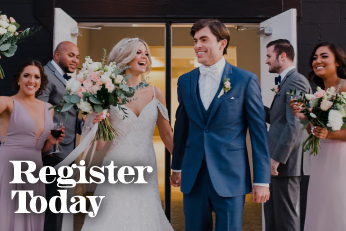 Register Wedding Callout