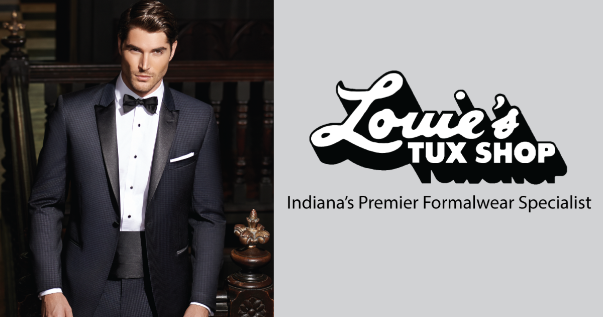 Louie S Tux Shop Tuxedo Rental Suits For Wedding Tux Prom Tuxedos