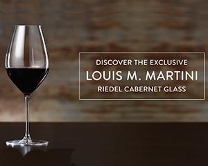 Riedel Louis M. Martini Cabernet Sauvignon Glass