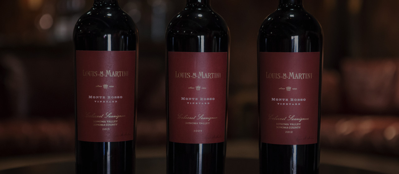 Monte Rosso Cabernet 3 Bottle Collection