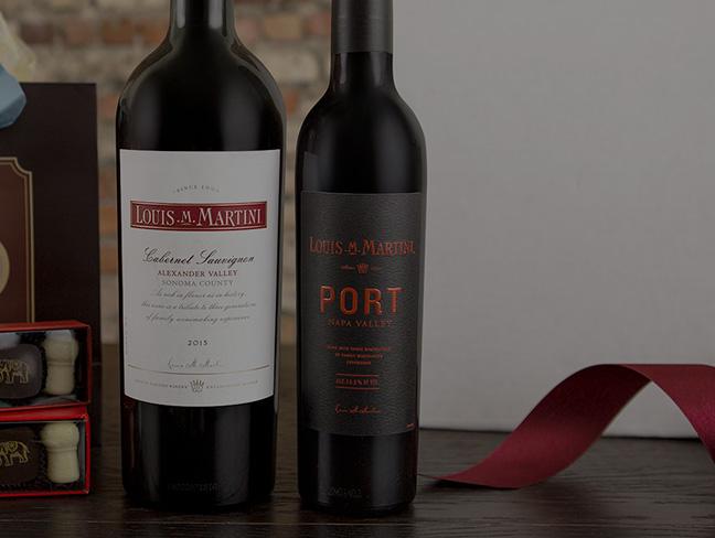 Wine & Chocolate Gift Pack