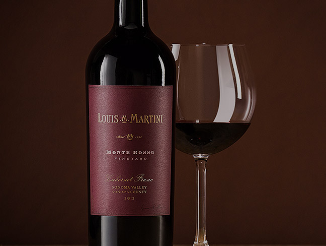 Aged, Full-Bodied Cabernet Franc
