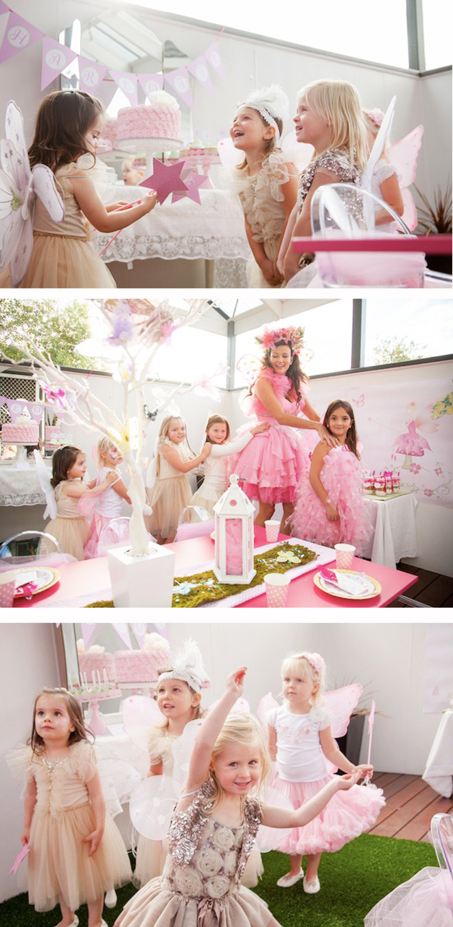 Fairy Party Ideas: Games and Entertainment