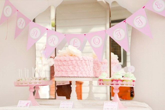 Party Table Ideas for a Fairy Party