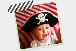 Party Idea: Pirate Party