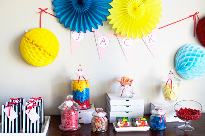 Little Chef Party Styling Ideas and Decorations