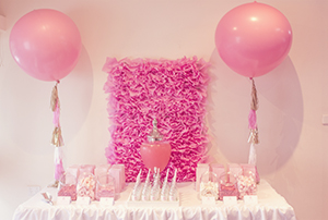 Party Idea: Girls Pamper Party