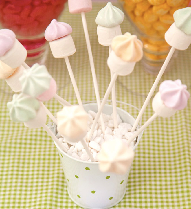 Marshmallow Toadstools are the ultimate party treat for a fairy party and so simple to make.