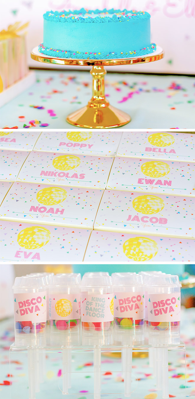 Disco birthday party ideas for girls