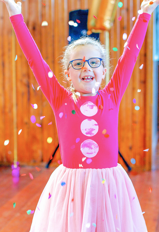Disco party ideas for a girls birthday
