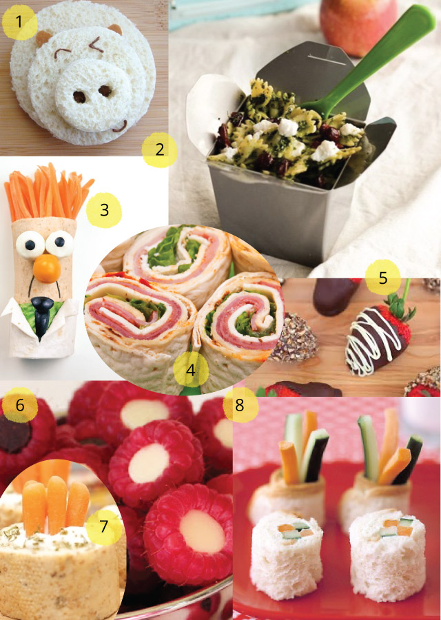 Healthy party lunch box ideas love jk try to steer clear of naughty nibbles like chips and fairy bread these over processed foods forumfinder Image collections