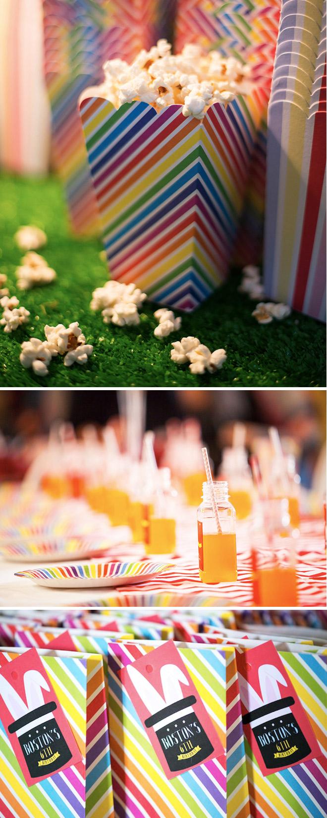 Magic Party Table Ideas