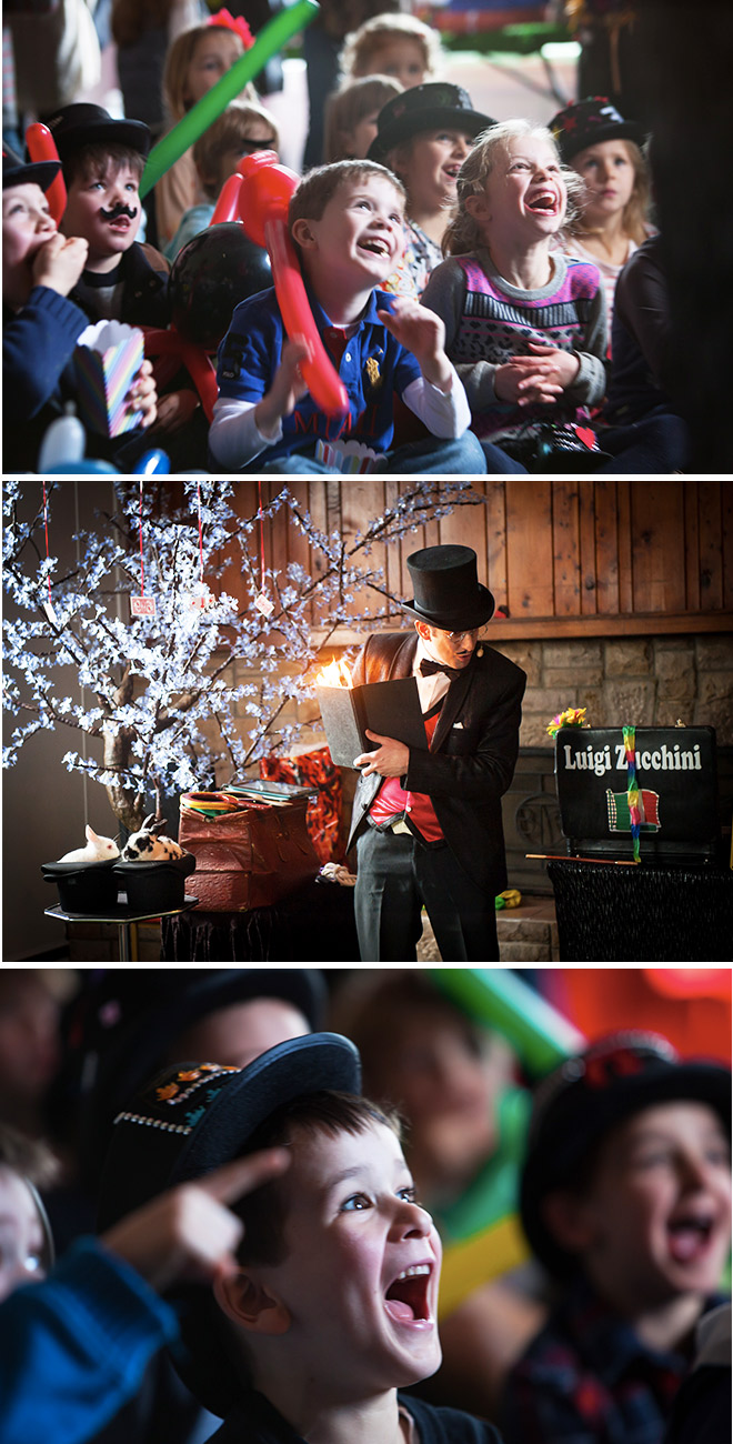 Magic Party Tricks and Entertainment