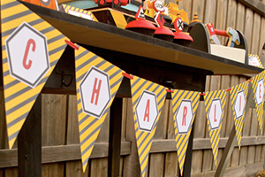 Tips and tricks with bunting