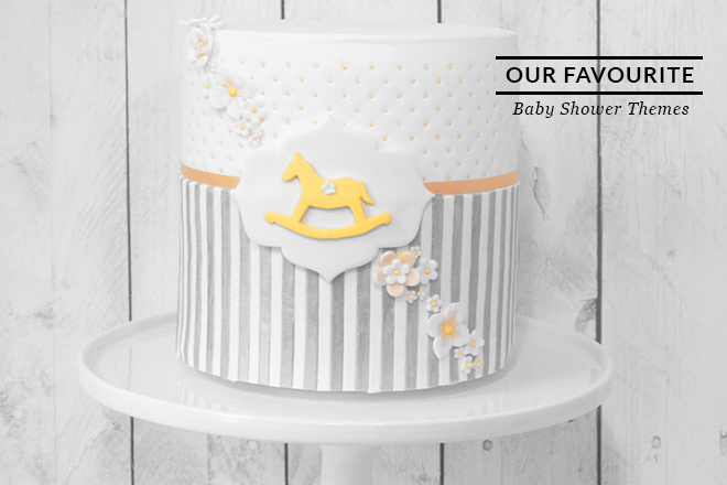 Our Favourite Baby Shower Themes by Love JK