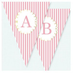 Princess Party Bunting Flags$1.49 per flag