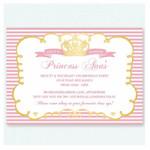 Princess Party Invitations$1.49 each