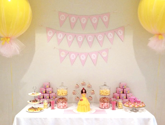 Princess Party with Amy Zempilas