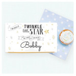 Twinkle Twinkle Little Star Lunch Box$1.59 each
