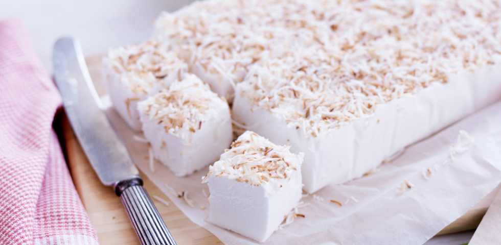 Delicious Coconut Marshmallow Recipe