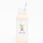 Pink Circus Party Juice Bottle$1.99 each
