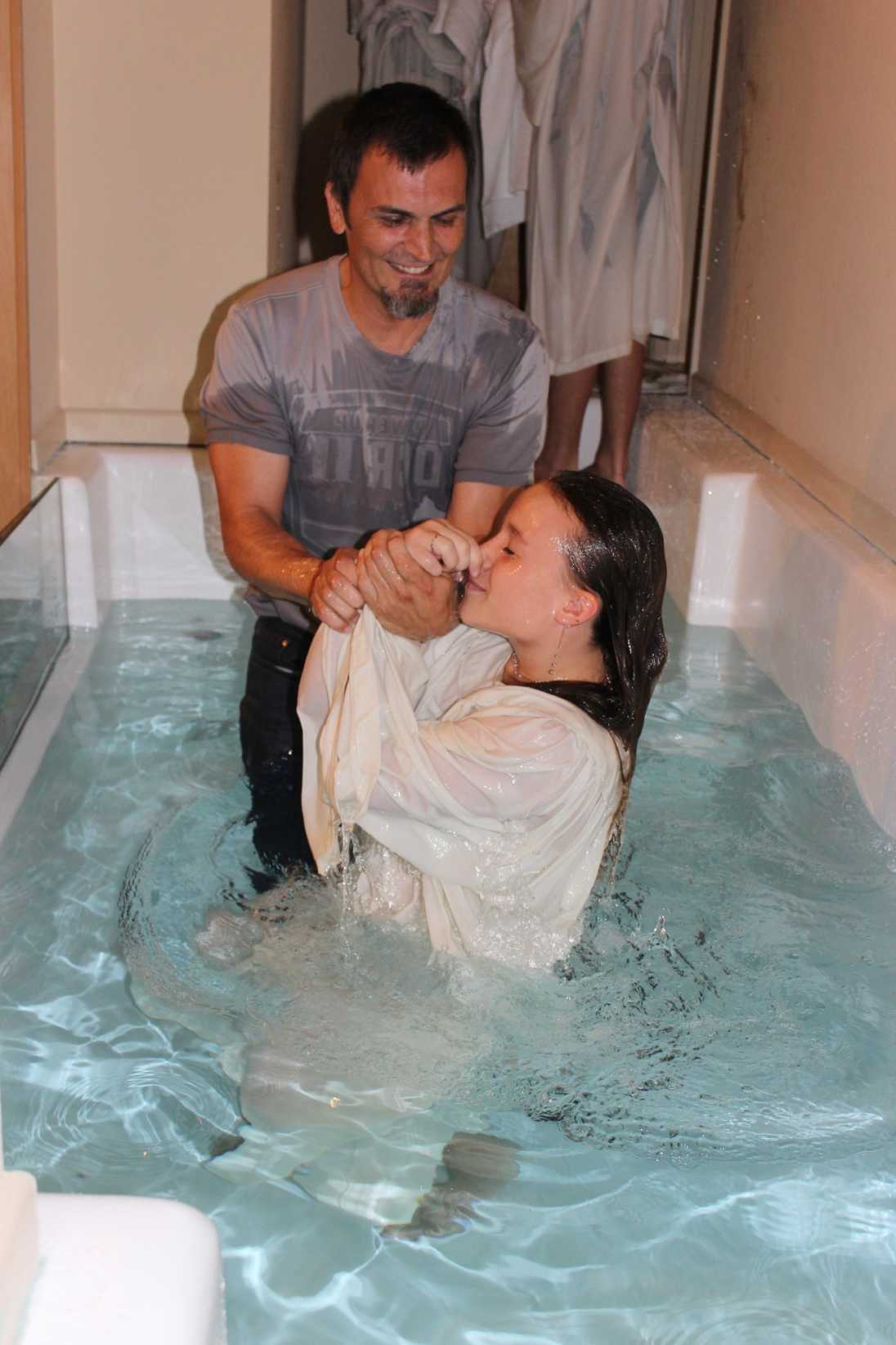 Lovera's Latest Baptisms