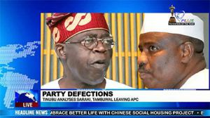 Tinubu Explains Why APC Chieftains are Quitting The Party
