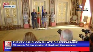 Turkey Saudi Consulate Disappearance