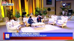 October Global Communion Service: Pastor Benny Hinn Share Deep Insights