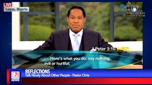Words so Precious by Pastor Chris
