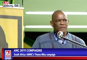 Early Election Campaigns Begin in South Africa