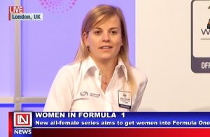 Women to Join Formula 1 Racing Series