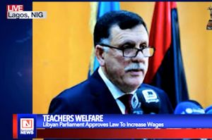 Libyan Teachers Welfare to Improve