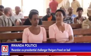Former Presidential Candidate of Rwanda Freed on Bail